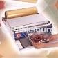 简易封盒机系列 快 - SMBG-450 保鲜膜机