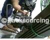 【富朗】气动式塑钢带打包机 P380